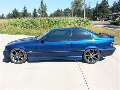 sell used 1998 bmw 323is sell used 1998 bmw 323is coupe 2 door 2 5l m3 conversion in anamosa iowa united states