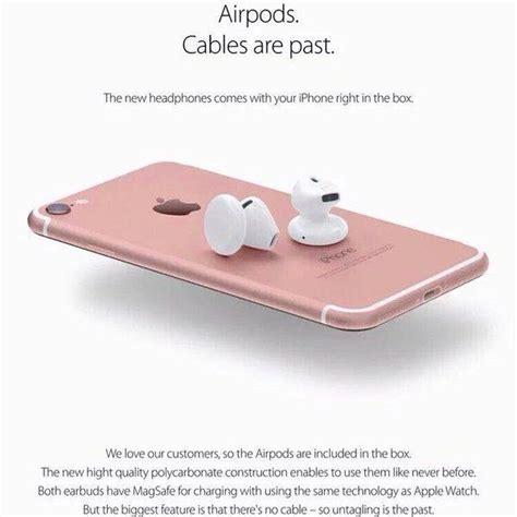Anti Gores Iphone 7 Plus 7s Plus Set Depan Belakang Merek Hikaru wireless earpods concept will make you miss tangled headphones