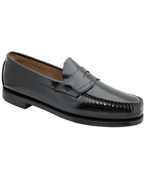 loafers macy s g h bass co logan weejuns flat loafers