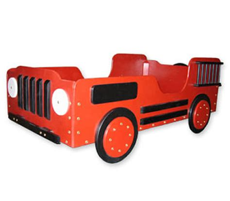 fire engine toddler bed fire engine toddler bed