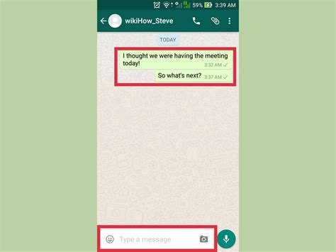 how to use android how to use whatsapp on a computer 14 steps with pictures