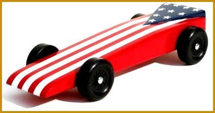 formula  pinewood derby car template fabtemplatez