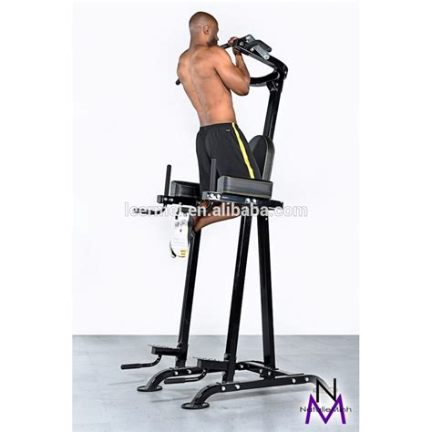 bench press and pull ups knee raise multi power tower with exercise bench chin up