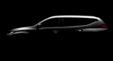 mitsubishi pajero sport 2017 black 2017 mitsubishi montero sport teased in new video