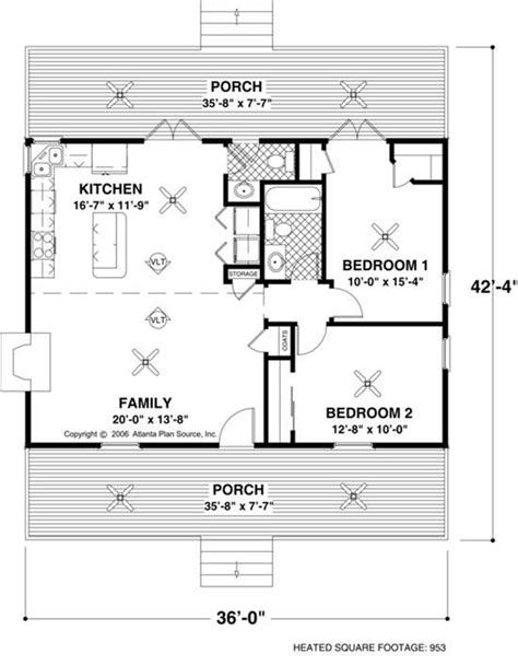 25 best ideas about small house floor plans on