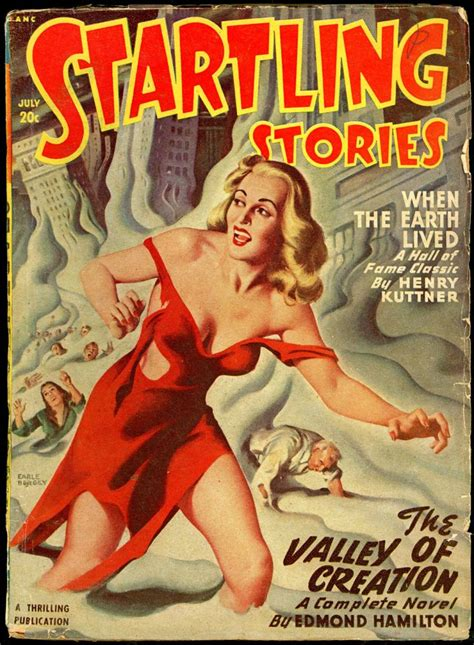 Vance L by Startling Stories Vance L Hubbard 1948
