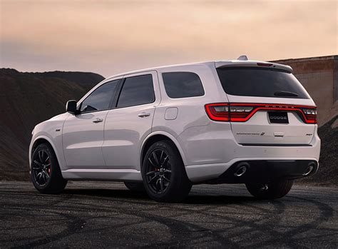 Dodge 2018 Price by 2018 Dodge Durango Srt Price And Specs Detailed 95 Octane