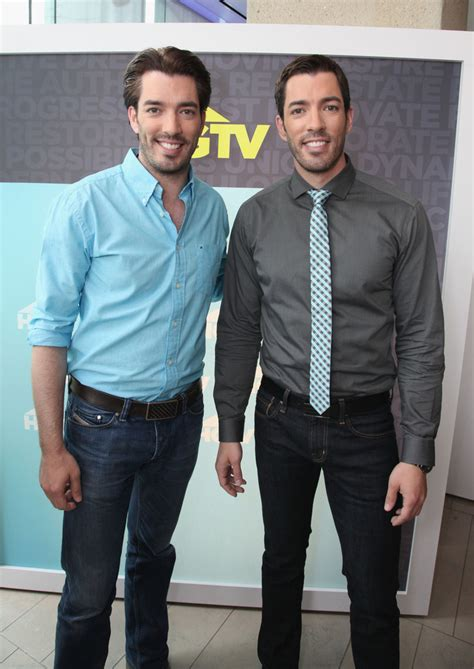 drew and jonathan scott jonathan scott and drew scott photos photos scripps