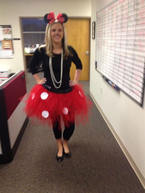Handmade Minnie Mouse Costume - 10 best wlosy images on hairstyles