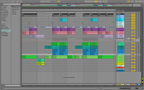 Progressive House Big Room Edm Ableton Template Pml Ableton House Template