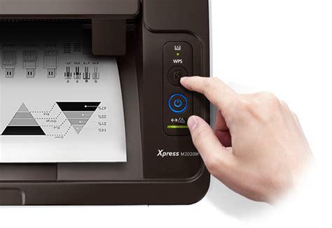 samsung sl m2020w xaa wireless monochrome printer new ebay