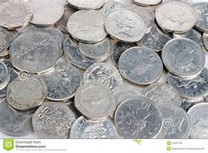How To Read A Stock Table Silver Coins Royalty Free Stock Image Image 12267796