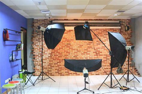 membuat studio foto sederhana  rumah jsp