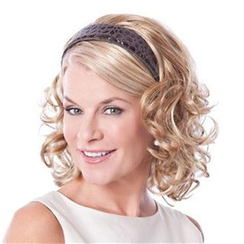 Toni Brattin 14 Curly Headband Fall   toni brattin 174 14 quot curly headband fall gift list pinterest