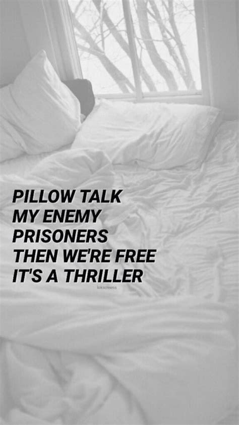 Lyrics Pillow Talk by Lyrics Quotes Zayn Malik Pillow Talk Image 4018850