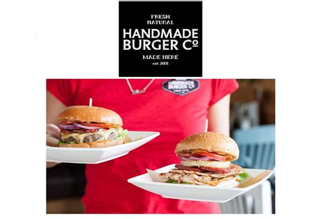 Handmade Burger Company Offers - national burger day