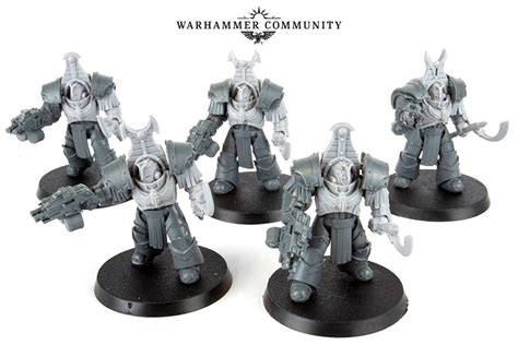 Cabal 30 K The Heresy Comes To Closer Look At The Minis