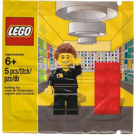 Exklusif Lego 5001622 Polybag Lego Store Employee C Murah 5001622 Lego Store Employee Brickipedia Fandom Powered