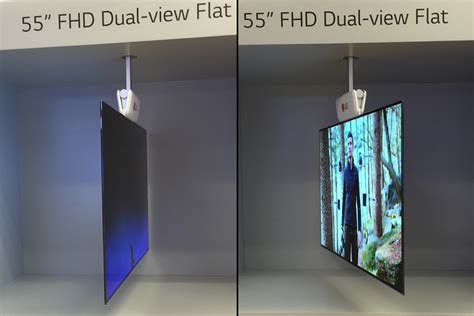 display tv lg s futuristic screens are rollable transparent and