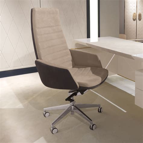 office chair contemporary contemporary brown leather executive office chair