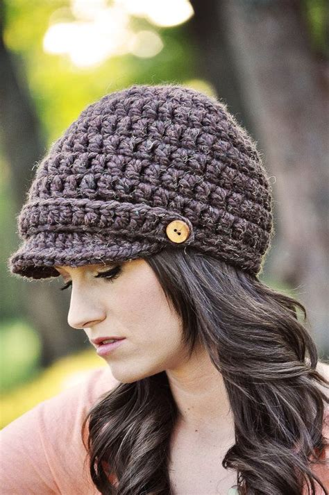pattern crochet newsboy hat crochet pattern hat pattern basic newsboy hat pattern