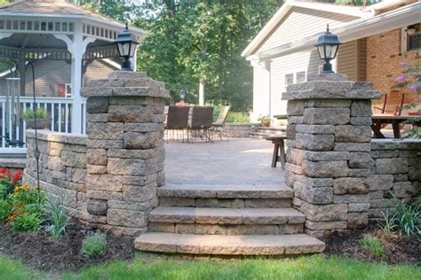 buy blocks for building a retaining wall retail or wholesale