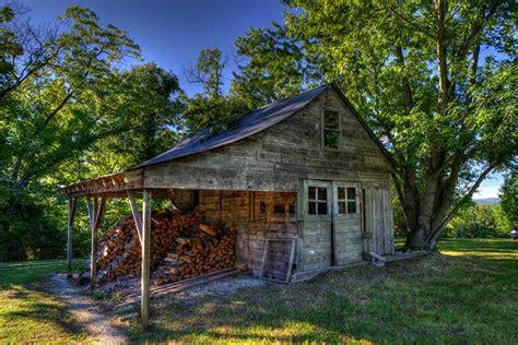Cabin Rentals In Eureka Springs by Bonnybrooke Farm Atop Mountain Luxury Cabin Rentals