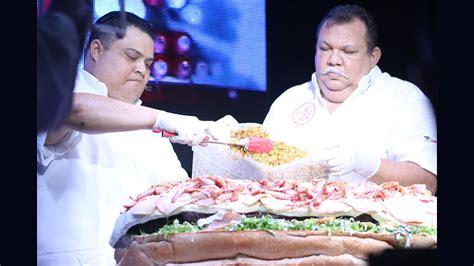 imagenes ferrero venezuela maracaibo tiene la hamburguesa m 225 s grande de venezuela