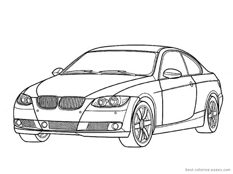 Sports Car Coloring Pages Az Coloring Pages Sports Car Coloring Page