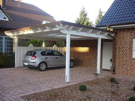 carport flachdach flachdach carport in verl pollmeier holzbau gmbh