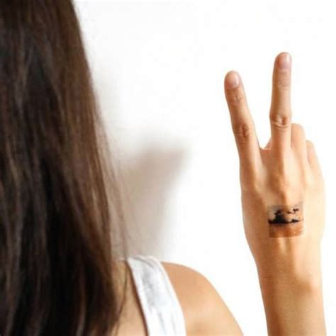 instagram tattoo temporary turn your instagram photos into temporary tattoos with