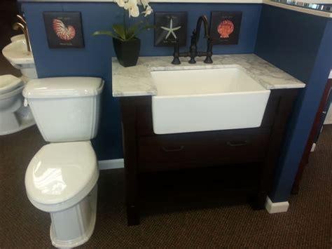 bathroom countertops with built in sinks bathroom farm sink product options homesfeed