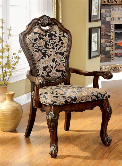 room chair opulent traditional style formal dining room furniture set