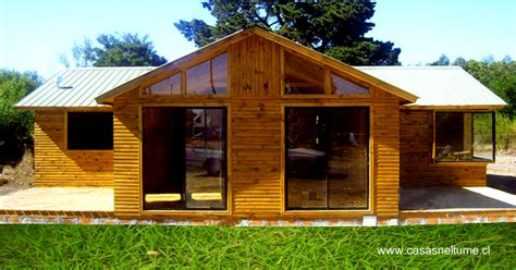 casas de madera economicas precios casas prefabricadas madera casas prefabricadas chile