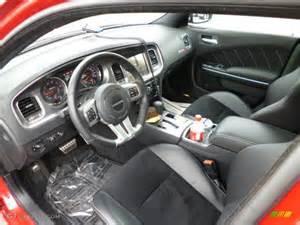 black interior 2012 dodge charger srt8 photo 79520737