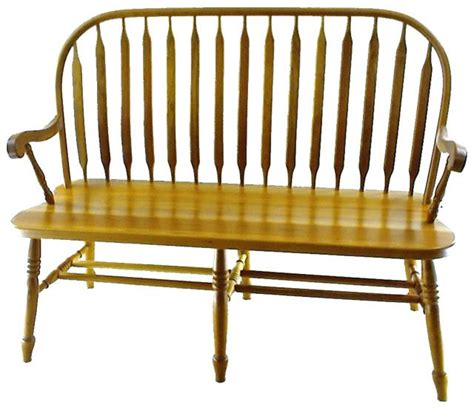 amish benches for sale amish furniture paddle back windsor bench