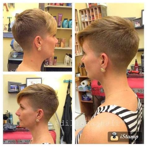 justin dillaha hairstyles wonderfully tapered cut awesome asymmetric pixie s