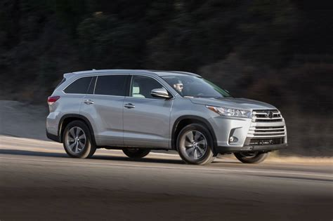 2017 toyota highlander pricing for sale edmunds