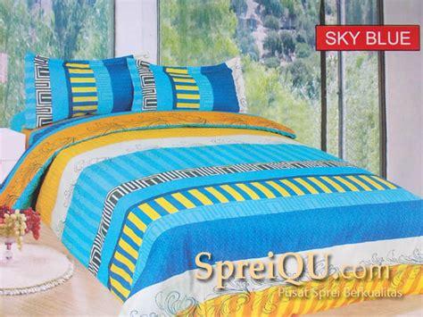 Sprei King Bonita Santika sprei bonita sky blue king 180x200