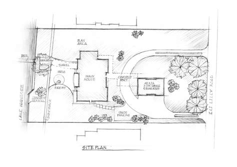 aerial views and site plans holladay graphics