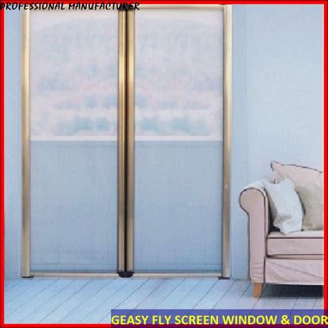 Fly Screen Door Rollers by China Retractable Roller Door Screens China Window Fly