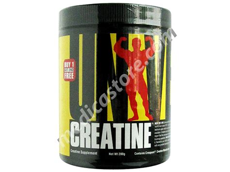Suplemen Creatine Powder universal nutrition micronized creatine monohydrate powder