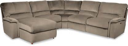 Reclining Sectional Sofa With Chaise Aspen Five Reclining Sectional Sofa With Ras