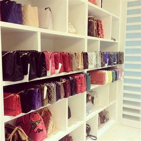 Luxury Closet Handbags by Designer Handbag Collection Fabulous Closets