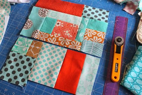 Patchwork Projects For - scrappy pot holders tutorial sew delicious