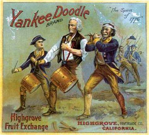 yankee doodle doodle do american songbook