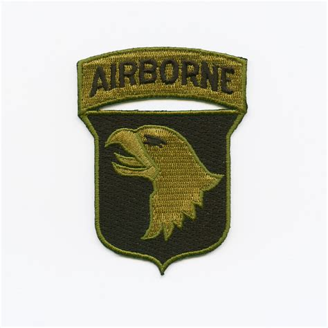Home accessories army 101st airborne ision patch