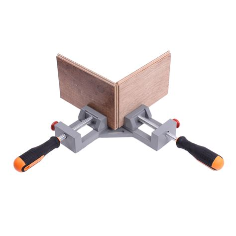 double handle  degree  angle clamp woodworking