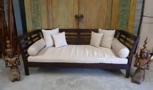 Bali Daybed Cushion Balinese Daybeds Complete With Cushions Bali Abundance