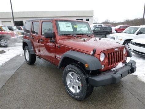 2014 Jeep Wrangler Unlimited Dimensions 2014 Jeep Wrangler Unlimited Sport S 4x4 Data Info And